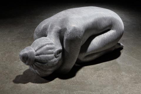Esculturas-aluminio-Seung-Mo-Park8-660x440