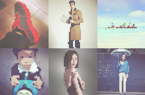 I-PIXEL-U-Pixel-Art-Photo-App
