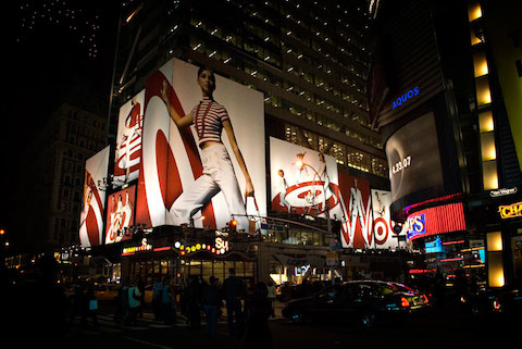 target-times-square