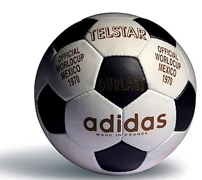 Los 10 diseños históricos de balón de Adidas para la Copa del Mundo ... f818aa6121617
