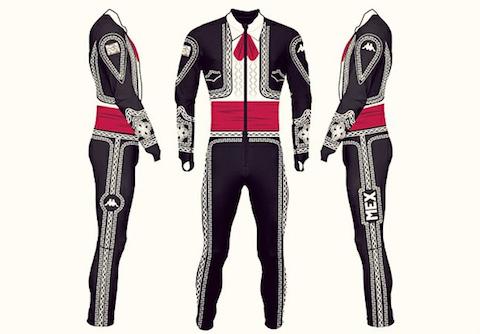 Hubertus-von-Hohenlohe-Mexico-Ski-Uniform-1