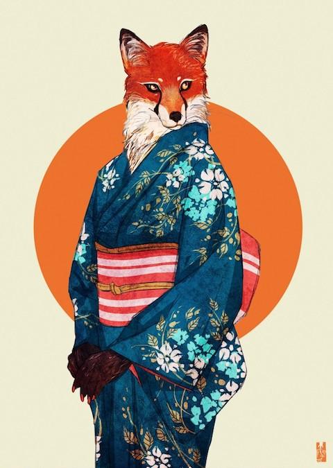 anthropomorphic-animals-by-kim-nguyen-6--650x914