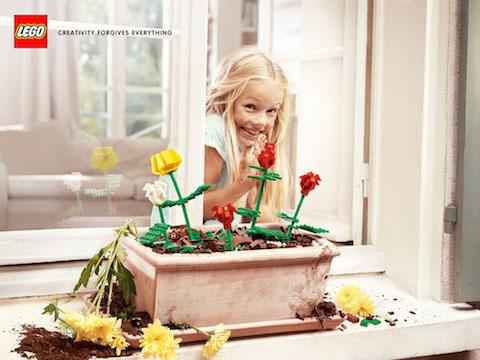 Lego-Creativity-forgives-everything-flowers