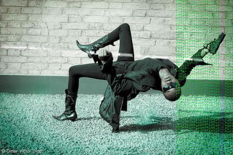 """""""The Matrix"""", Dakar, 2013."""