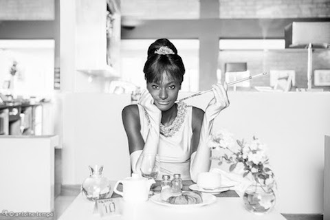 """Breakfast at ONOMO's"", 2013."