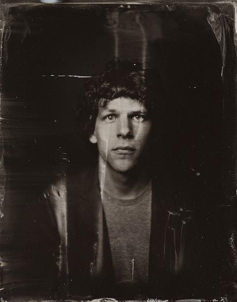 2014 Sundance TIn Type Portraits - Jesse Eisenberg