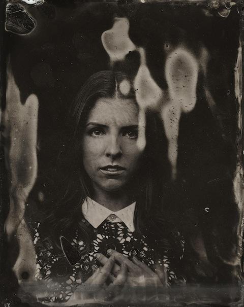 2014 Sundance TIn Type Portraits - Anna Kendrick