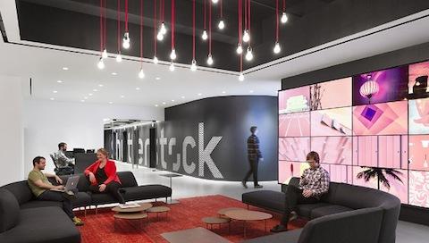 Ostentosas y modernas, así son las nuevas oficinas de Shutterstock ...