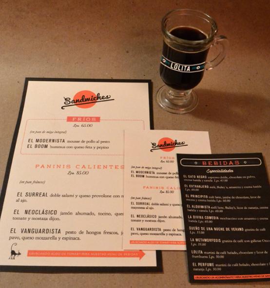 8 estrategias visuales para dise ar un men de restaurante for Disenos de menus para restaurantes