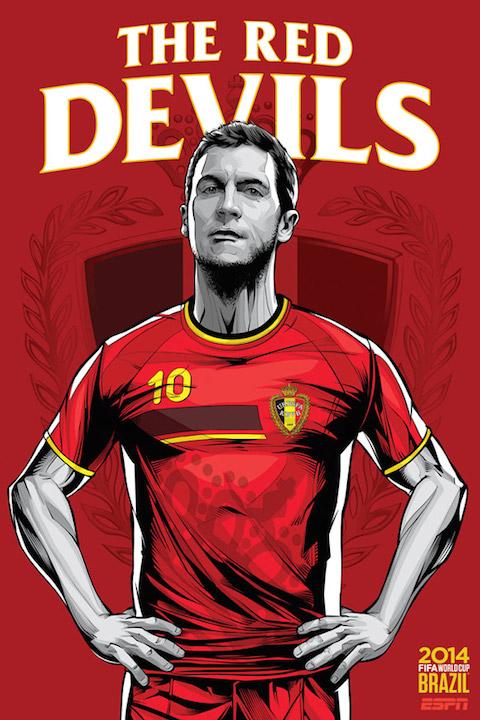 ESPN-WorldCupPoster-Belgium-Eden-Hazard