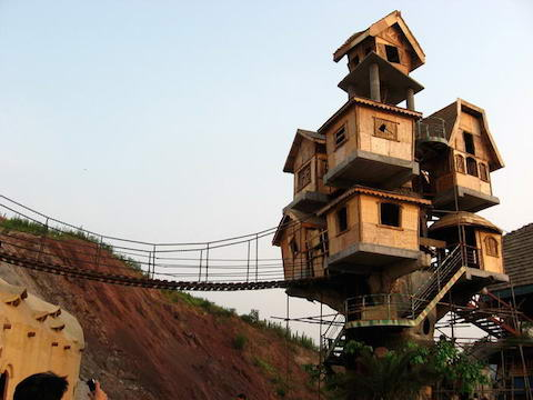 Chongqing-Tree-House