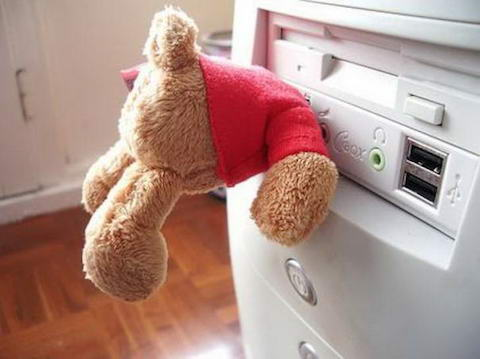 Teddy-Bear-USB