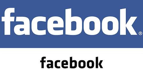 Resultado de imagen de logotipo facebook