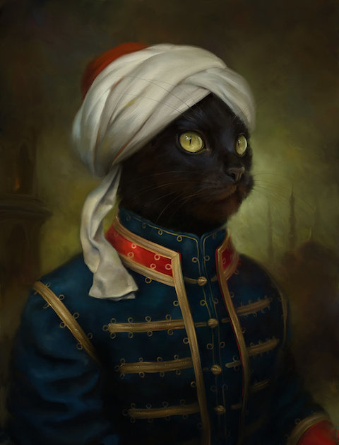 the_hermitage_court_moor_cat_by_eldarzakirov-d6bnrby