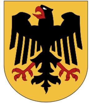 Bundesschild