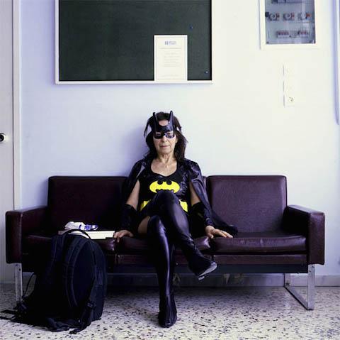 LinaManousogiannaki_batgirl
