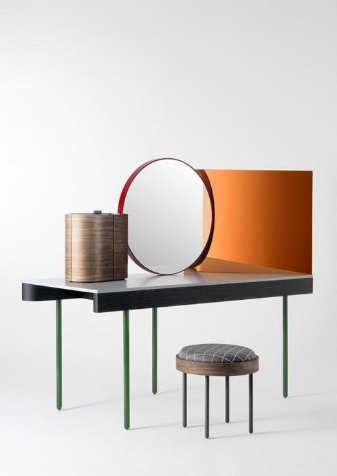 10 innovadores objetos que compiten por ser lo mejor del for Porada beauty dressing table