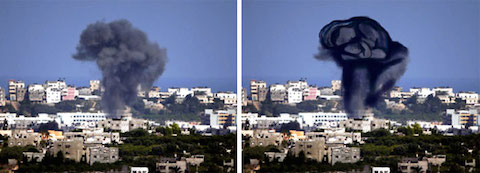 gaza-israel-rocket-strike-smoke-art-25