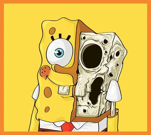 Cute-Yellow-Bob-Esponja