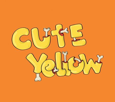 Cute-Yellow f