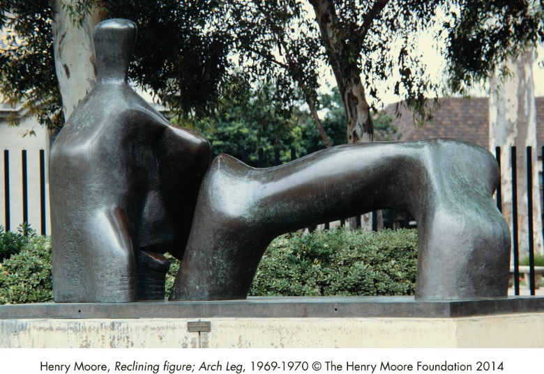 Henry Moore_Reclining Figure