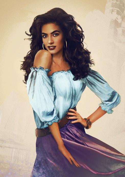 d esmeralda