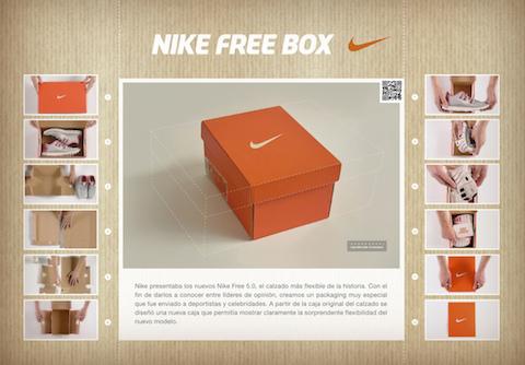 Zapatos Se De Cajas Encogen Para Paso La Nike A Dar Las JK31clFT