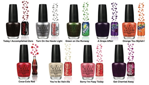 opi colecction