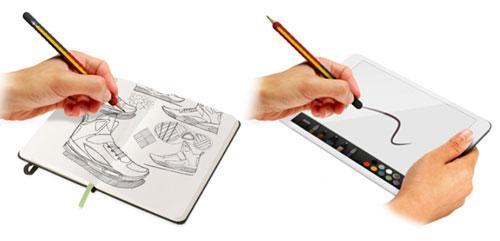 pluma diseñador