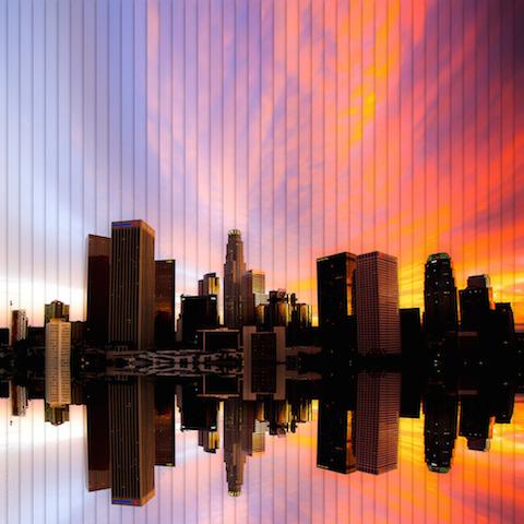 Increíbles fotografías muestran las 24 horas del día en una sola imagen