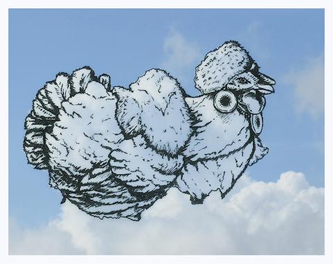SC - 04 Russian Chicken Cloud