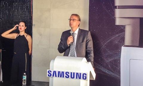 Kees Van Rongen, director comercial Enterprise Business Division y B2B.
