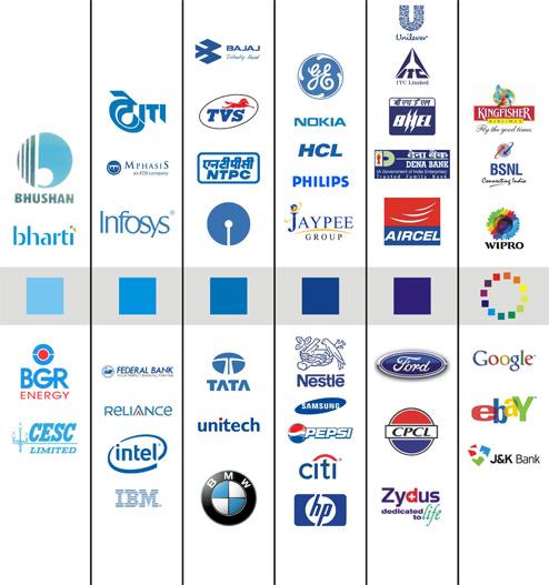 por qu233 la mayor237a de los logotipos son azules