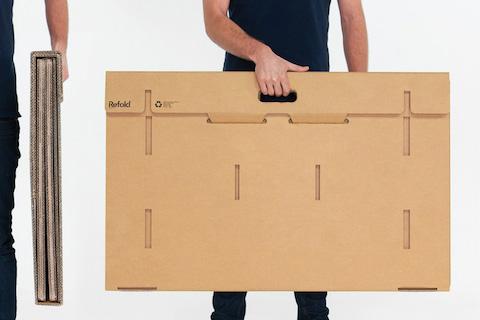 refold-cardboard-standing-desk-new-zealand-designboom-04