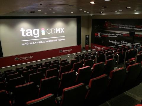 Sala Cinemex 1