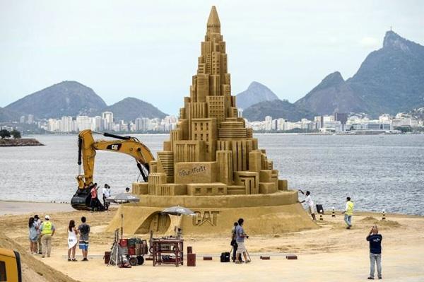 castillo de arena-brasil