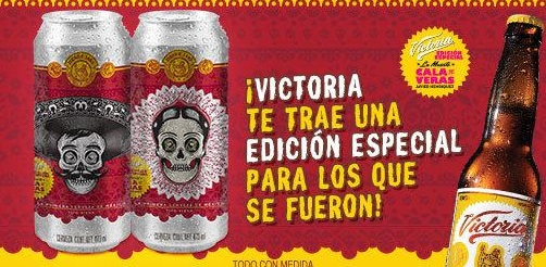 la muerte Victoria
