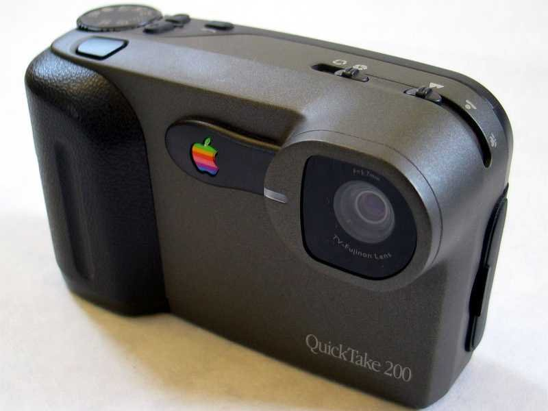 the-apple-quicktake-launched-in-1994-was-one-of-the-first-digital-cameras-to-be-marketed-to-consumers-ultimately-apple-entered-the-product-category-too-early-and-discontinued-the-quicktake-in-1997