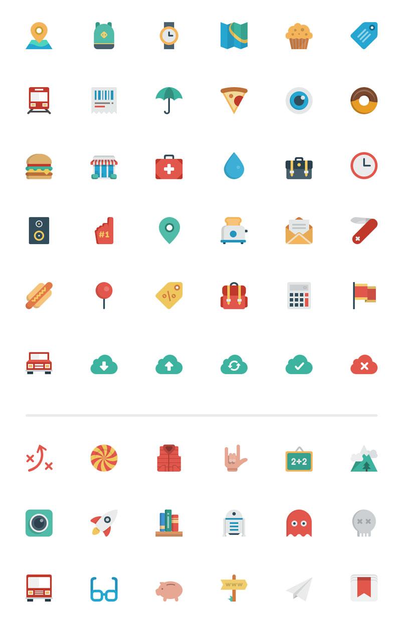 Smallicons-—-54-Flat-Icons