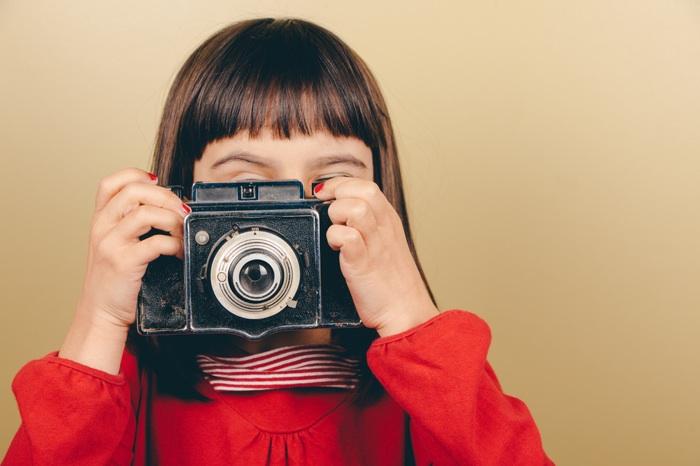 cámara analoga