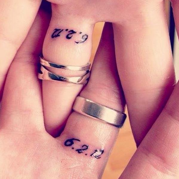 tattoo anillo