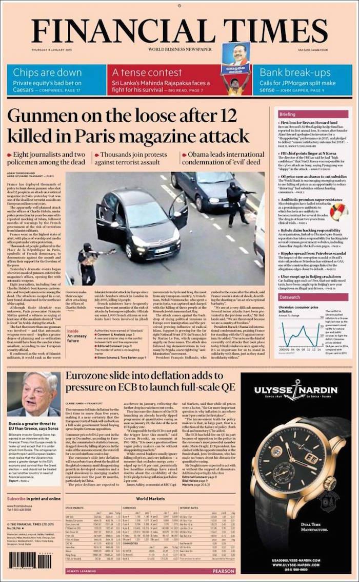 Financial Times (Gran Bretaña)