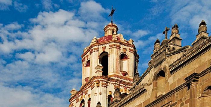 Templo de San Juan Bautista, Coyoacán