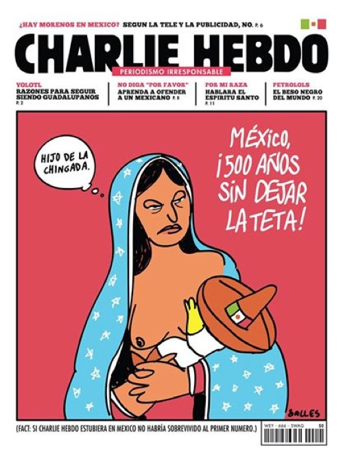Charlie Hebdo Frente