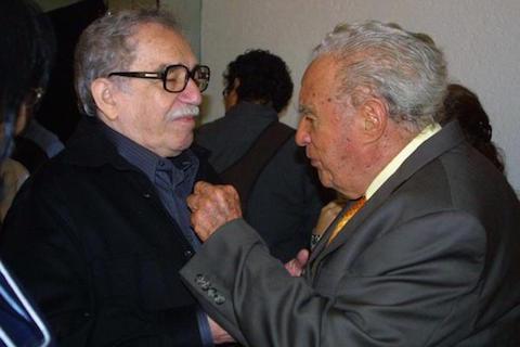 JULIO SCHERER Y GABO