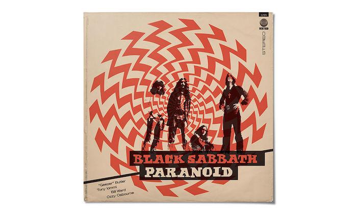 Black Sabbath, Paranoid