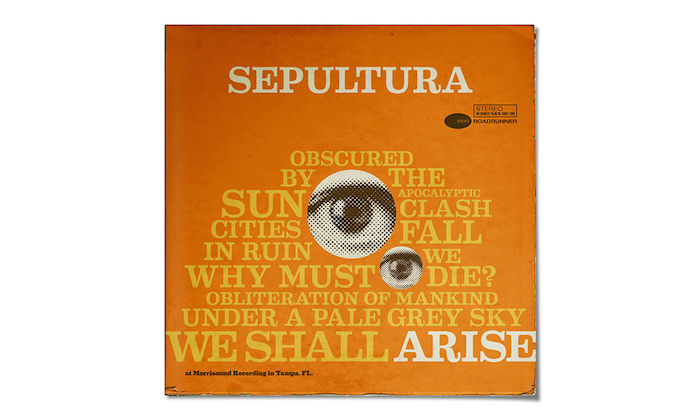 Sepultura, Arise