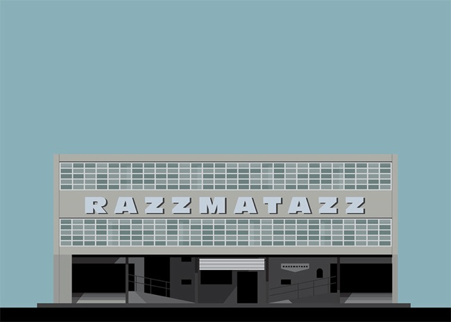 Razzmatazz, Barcelona