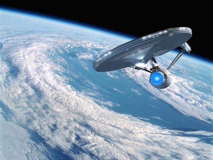 Star Trek, creada por Gene Roddenberry