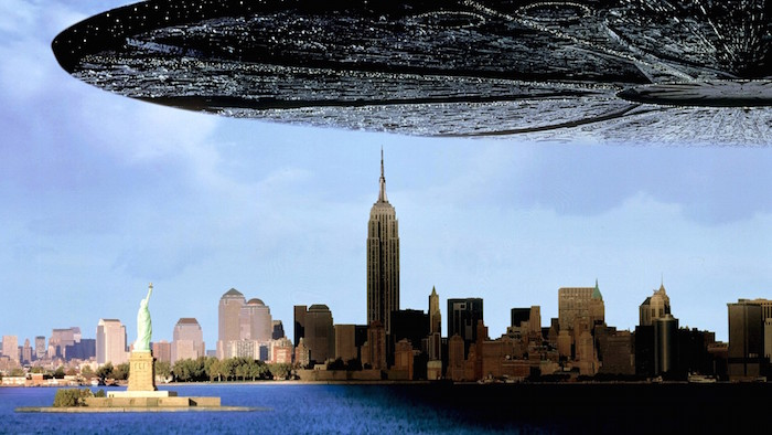 Independence Day, del creador Roland Emmerich